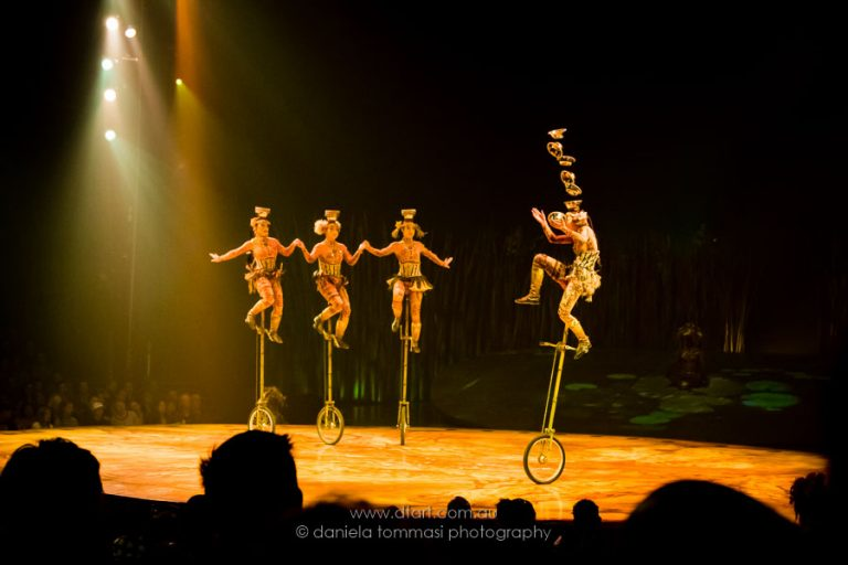 Cirque du Soleil - Performances -Daniela Tommasi Photography