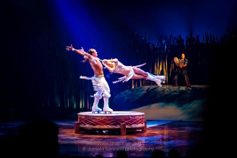 Performances Cirque du Soleil -Daneila Tommasi Photography