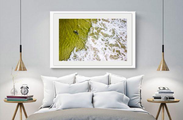 Surfer-MR - Daniela Tommasi Photography - white frame