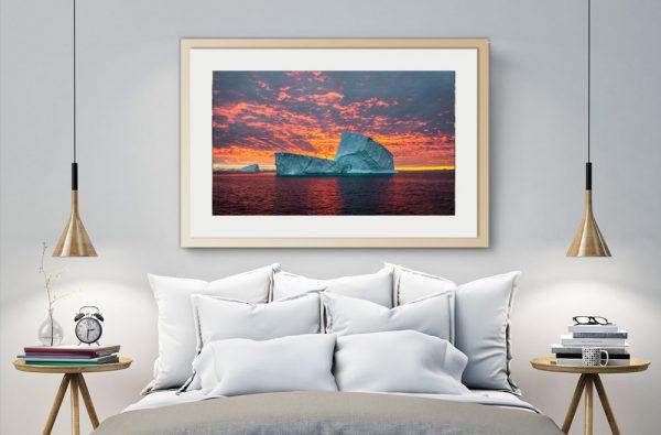 Sunset-Iceberg-Daniela Tommasi Photography-2