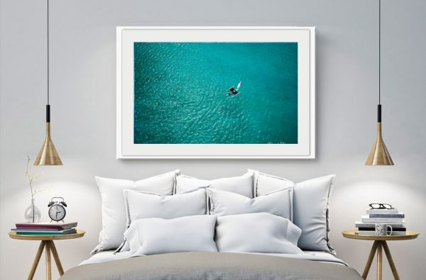 TurquoiseHighway - Daniela Tommasi Photography - framed