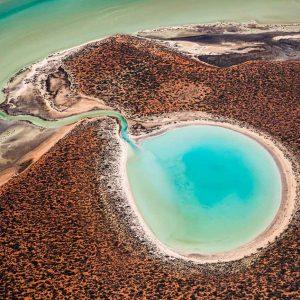 Big Turquoise Lagoon