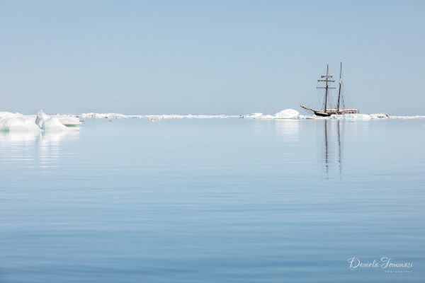Sailing in Greenland - Daniela Tommasi Photography