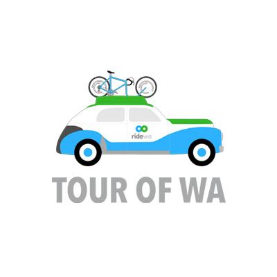 Tour of WA - logo