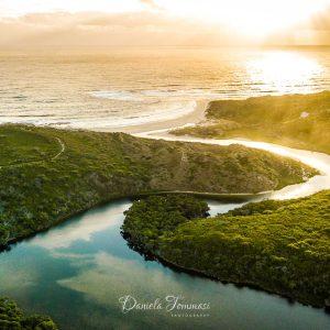 River Sunset – Panoramic